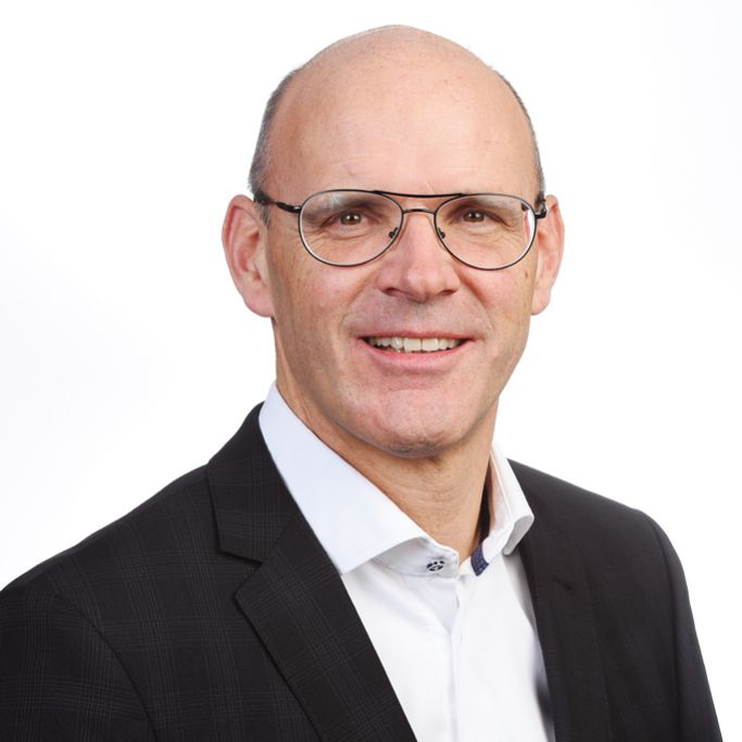 Paul Tolboom , regiodirecteur Midden-Gelderland